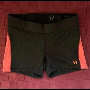 Hylete Crossfit Compression Athletic Shorts
